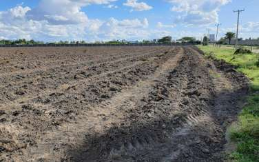 20 ac commercial land for sale in Kisaju