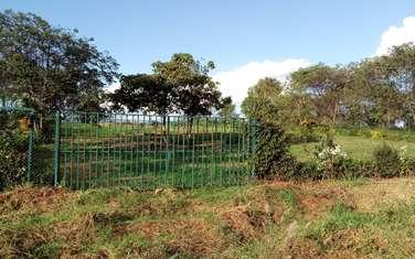 0.5 ac residential land for sale in Ruiru