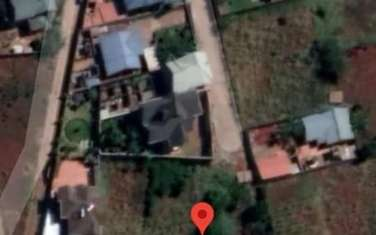 500 m² residential land for sale in Ruiru