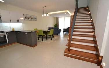 Furnished 2 bedroom house for rent in Kilimani