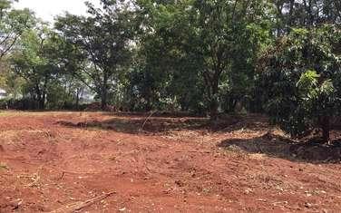 2023 m² residential land for sale in Kitisuru
