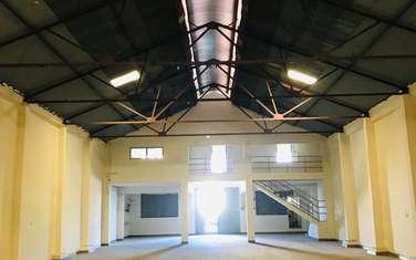 5000 ft² warehouse for rent in Mombasa CBD