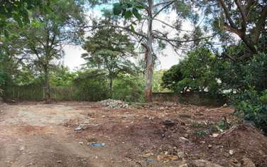 1578 m² land for sale in Kilimani