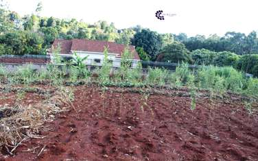 Residential land for sale in Thigiri