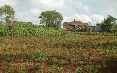 2024 m² residential land for sale in Kamiti
