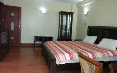 Furnished 3 bedroom apartment for rent in Lower Kabete