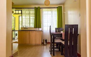 Furnished 3 bedroom apartment for rent in Syokimau
