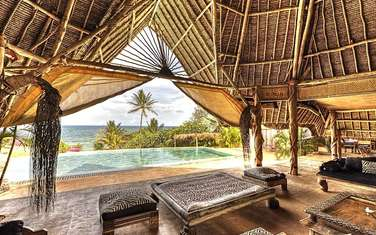 Furnished 10 bedroom villa for sale in Diani