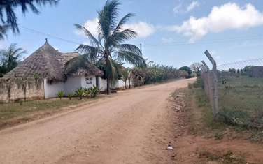 4047 m² land for sale in Malindi Town