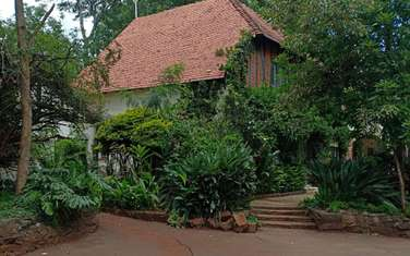 Furnished 3 bedroom house for rent in Old Muthaiga