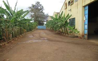 10 ac commercial property for sale in Thika