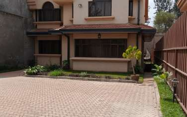 Furnished 4 bedroom townhouse for rent in Runda