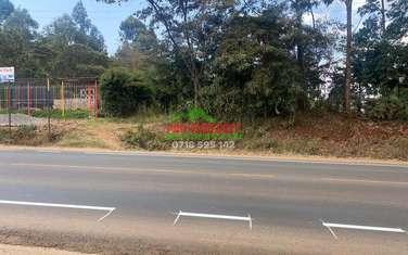 0.4 ha commercial property for rent in Gikambura