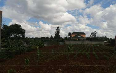 2023 m² residential land for sale in Kiambu Road