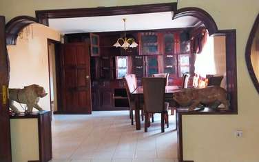 5 bedroom house for rent in Kikuyu Town