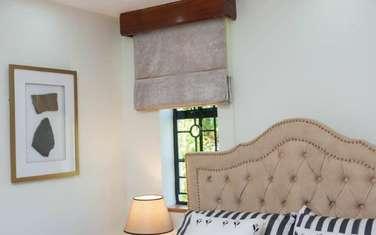 Furnished  bedsitter for rent in Runda