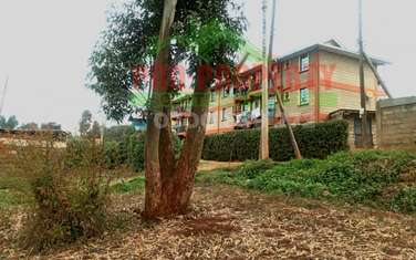 0.52 ha commercial land for sale in Kikuyu Town