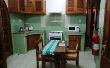 Furnished 3 bedroom apartment for rent in Nyari