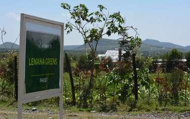 500 m² land for sale in Nanyuki