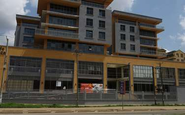 1500 ft² office for rent in Kilimani