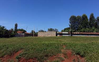 0.75 ac land for sale in Kiambu Road