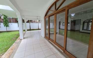 4 bedroom villa for rent in Nyali Area