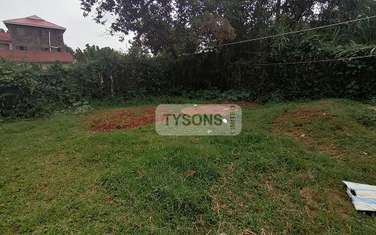 1012 m² residential land for sale in Kisumu Central Area