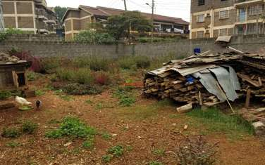 0.053 ha commercial land for sale in Kikuyu Town