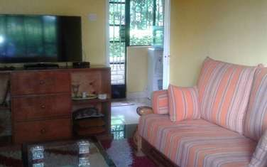 Furnished 1 bedroom house for rent in Runda