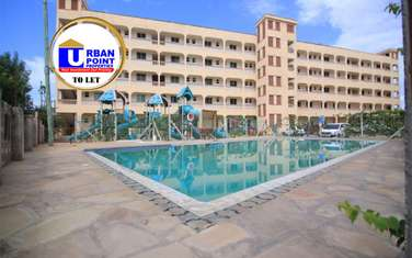 Furnished 3 bedroom apartment for rent in Bamburi