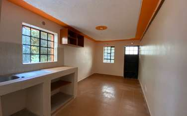 Bedsitter for rent in Kikuyu Town