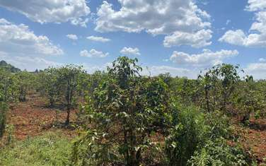 3035 m² commercial land for sale in Kiambu Road