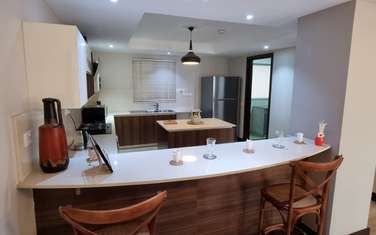 Furnished 3 bedroom apartment for rent in Nairobi Central