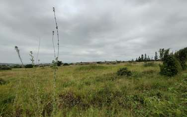 12 ac land for sale in Mlolongo