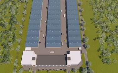 Warehouse for sale in Ruaraka