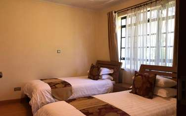 Furnished 2 bedroom apartment for rent in Nyari