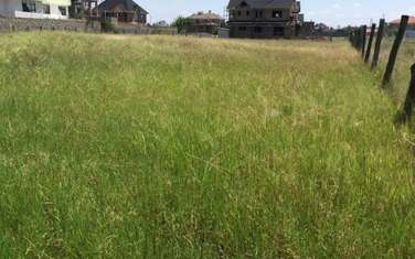 1012m² land for sale in Kahawa Sukari
