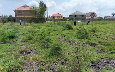 506 m² residential land for sale in Syokimau