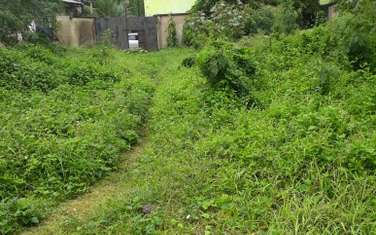 1012 m² residential land for sale in Nyali Area