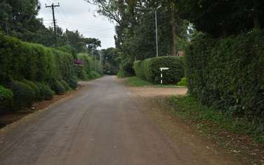 1 ac residential land for sale in Karen