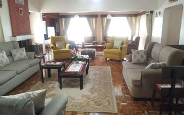 Furnished 4 bedroom house for rent in Runda