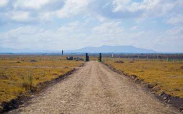 5000 ft² land for sale in the rest of Machakos