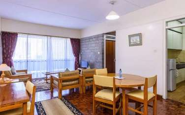 Furnished 1 bedroom apartment for rent in Cbd