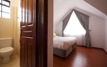 Furnished 2 bedroom apartment for rent in Windsor