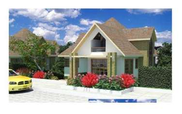Furnished 4 bedroom house for sale in Red Hill