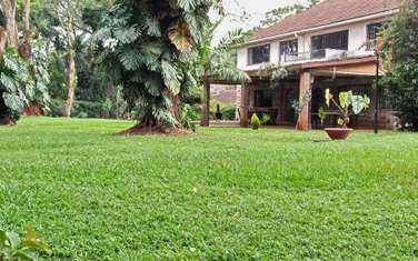 5 bedroom house for rent in Old Muthaiga