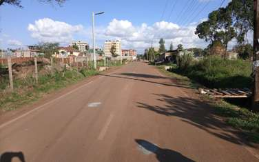 340 m² commercial land for sale in Ruiru