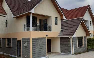 4 bedroom villa for rent in Ngong