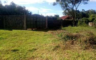 Residential land for sale in Rironi