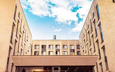 Furnished 1 bedroom apartment for sale in Kiambu Road